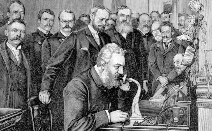 Человечество научилось звонить ровно 140 лет назад ФОТО