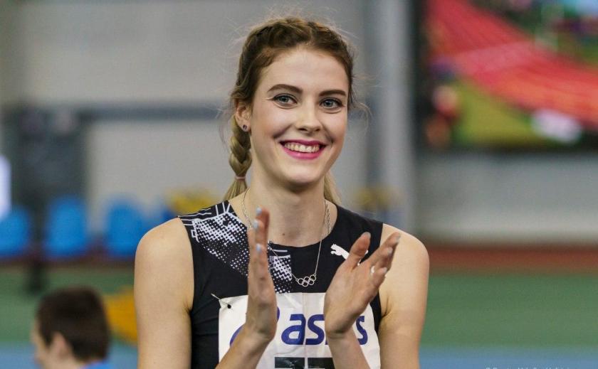 За что легкоатлетка из Днепропетровщины получила 20 тысяч долларов