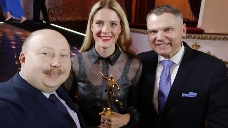 Днепровские спортсмены получили два