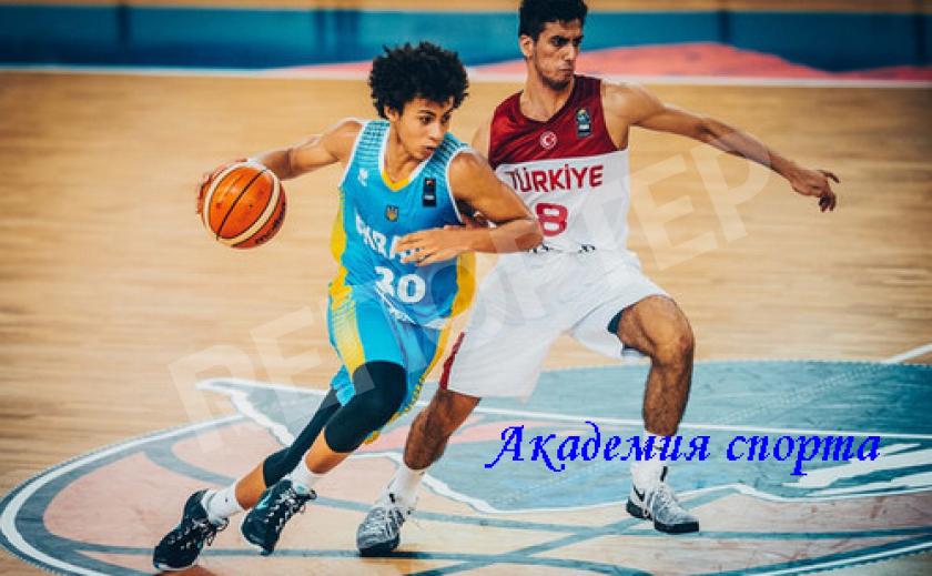 Академия спорта. О молодом таланте украинского баскетбола со взрывным характером