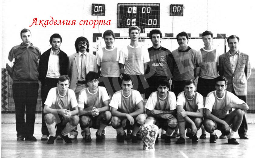 Академия спорта. Юрий Миргородский рассказал о своей карьере в мини-футболе ч.2