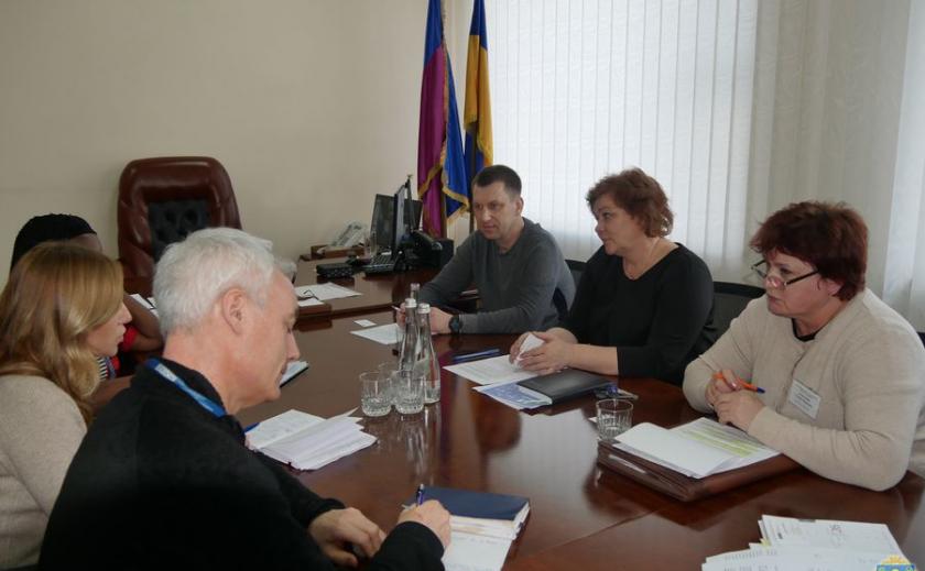 В Покрове состоялась встреча с представителями ОБСЕ ФОТО