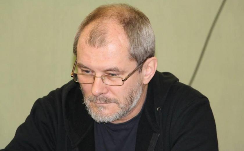 Днепровский поэт Игорь Сид приедет из Москвы в Киев рассказать о зоософии ФОТО