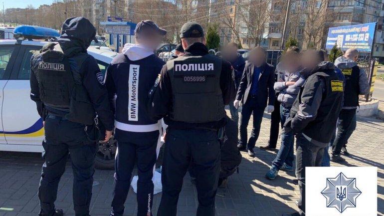 На Днепропетровщине накрыли крупных наркодилеров ФОТО