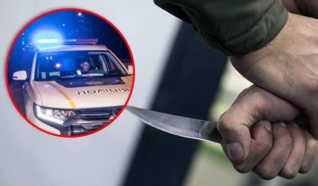 В Днепре во время драки молодого курсанта пырнули ножом