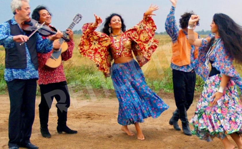 Цыгане – потомки индийских факиров
