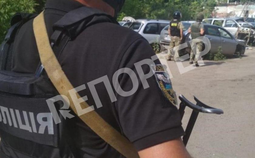 Полицейские задержали полтавского террориста