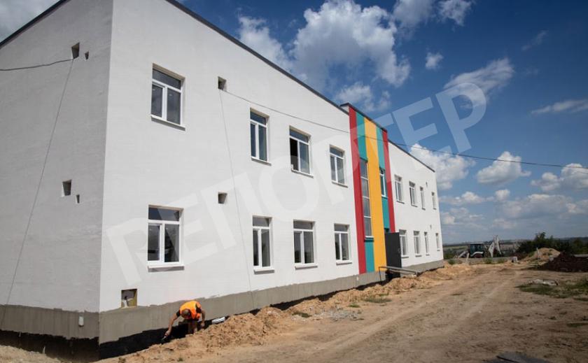 В одном из сел Днепропетровской области построят детский сад