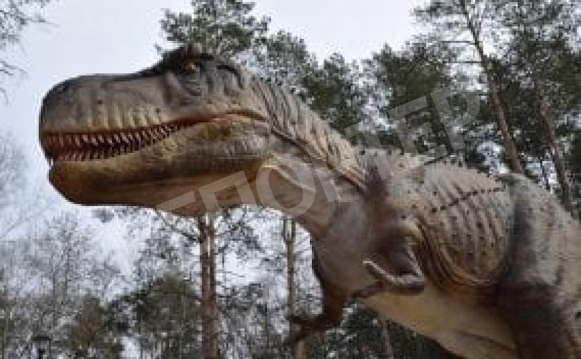 В Днепре появятся динозавры