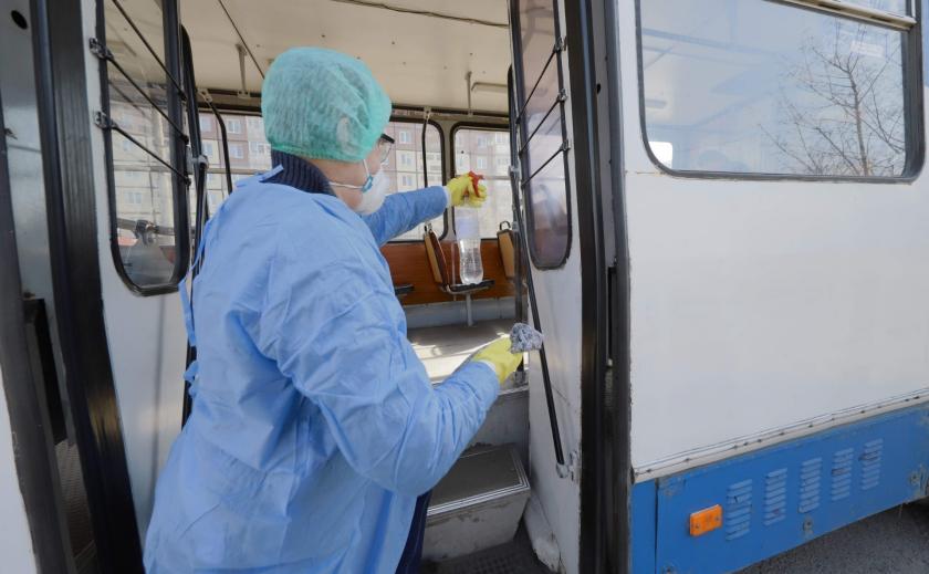 В Днепре трамваи чистые не из-за отсутствия пассажиропотока ФОТО