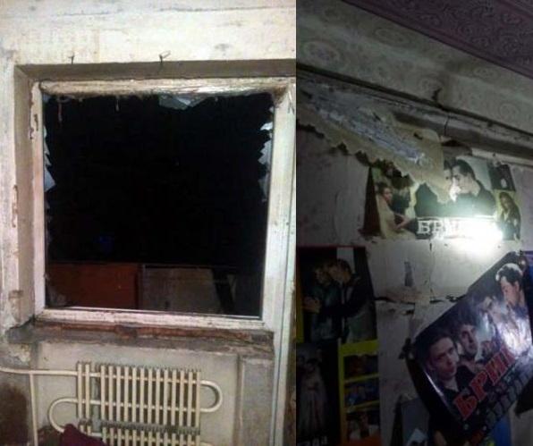 В квартире города Каменское взорвалось нечто странное