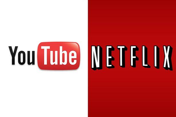 Netflix и YouTube перестанут транслировать видео качества HD