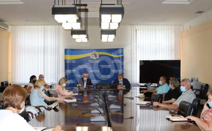 Днепропетровщина установила антирекорд по количеству заразившихся коронавирусом