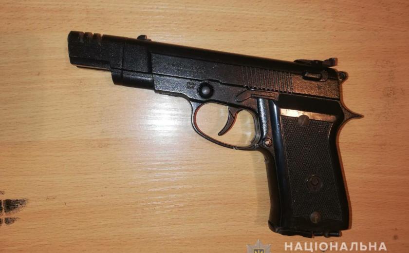 В Новомосковске в людей стреляют на улицах