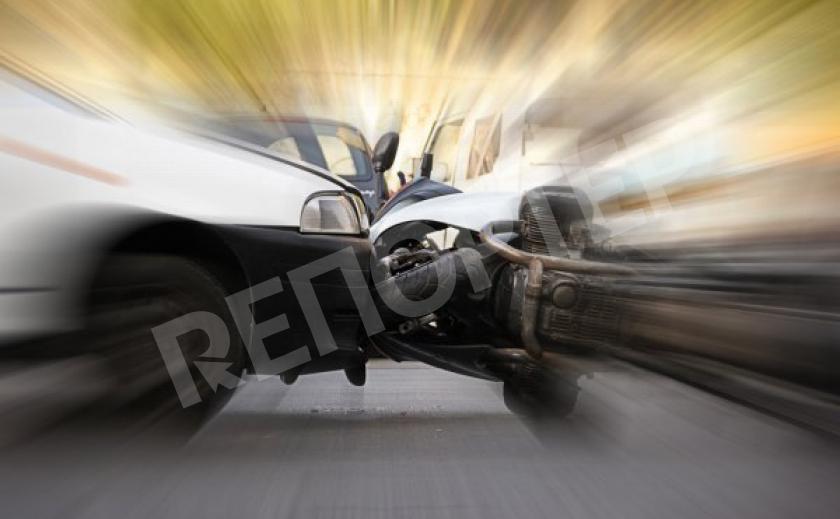 Невнимательность на дороге привела к ДТП в Днепре
