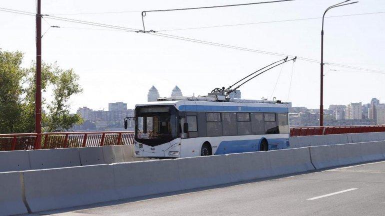 В городе появится троллейбусный маршрут до Приднепровска