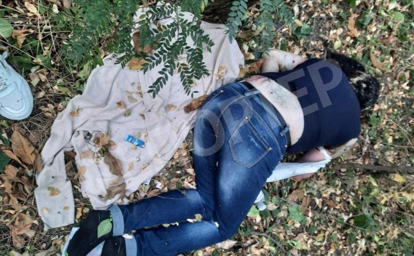 В днепровском парке обнаружили труп молодой женщины