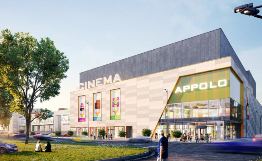 В новом днепровском кинотеатре можно будет спать