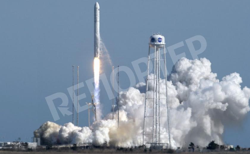 КБ «Южное» поздравили с успешным запуском «Антареса»