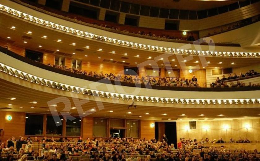 Харьковская старинная сцена театра оперы и балета отмечает 95-летие