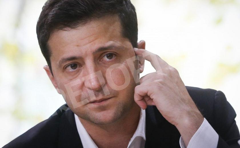 Президент Зеленский начал проведение срочно созванного заседания СНБО